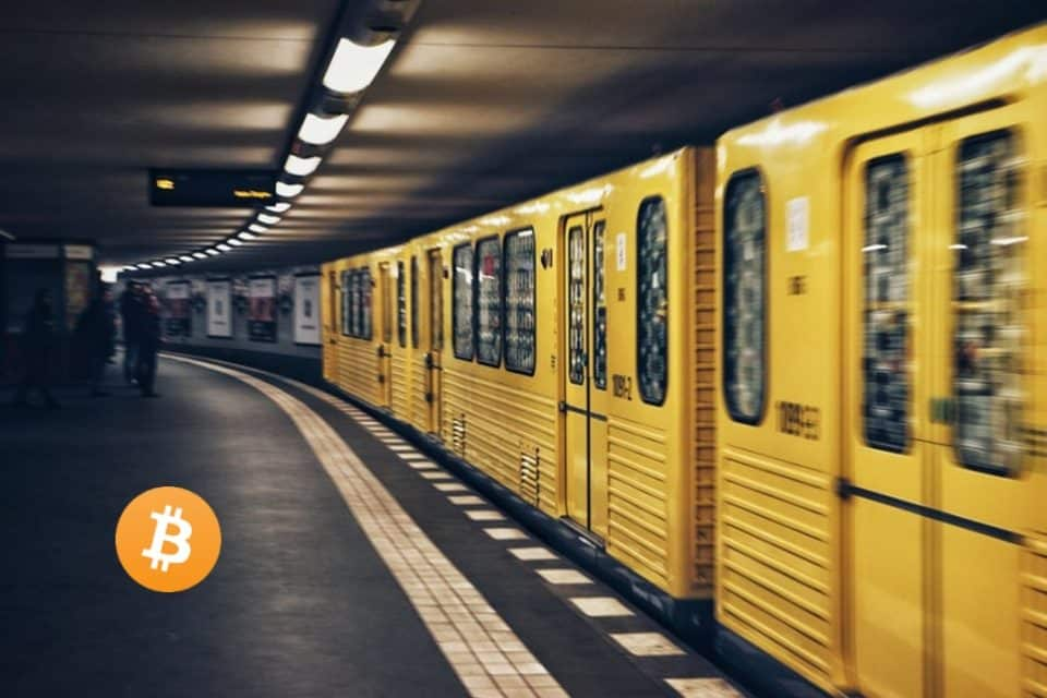 SUBE can be recharged via Bitcoins